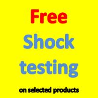 Free shock testing