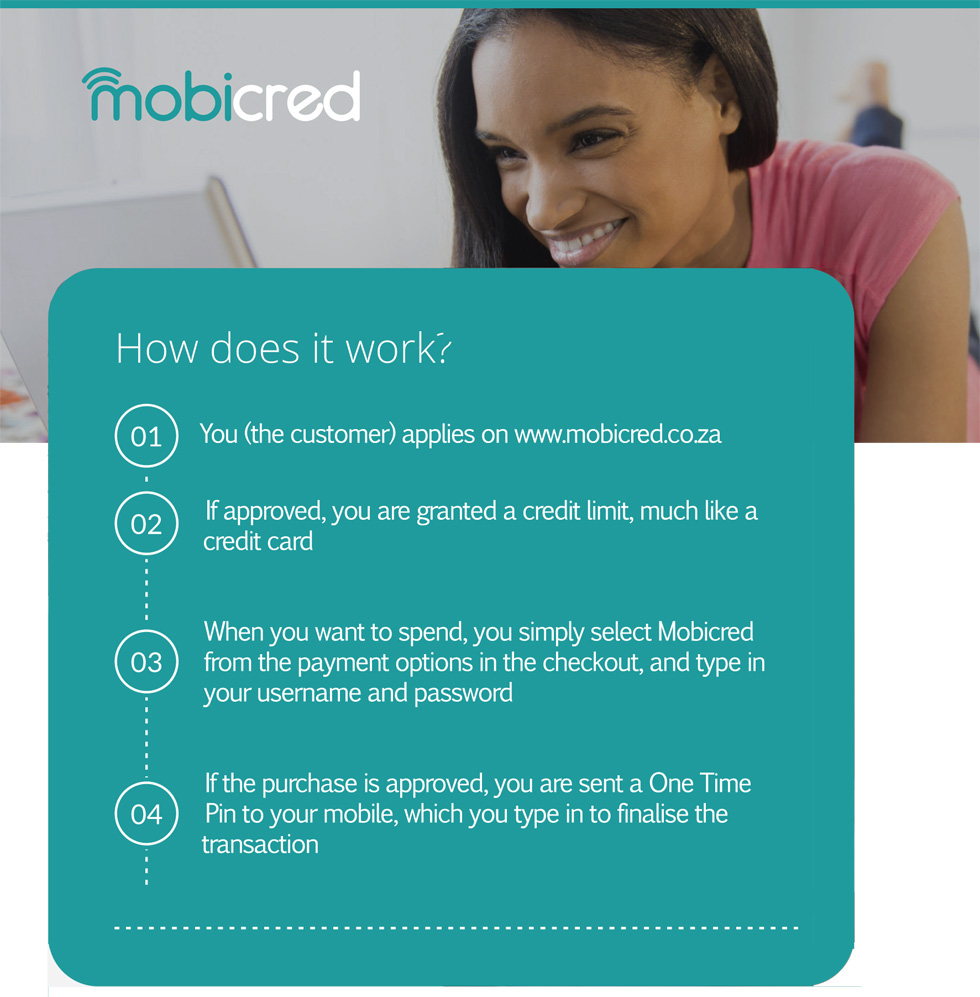 How does Mobicred Work?