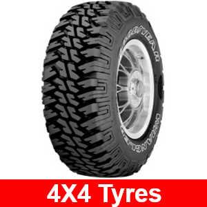 Tyre 4x4