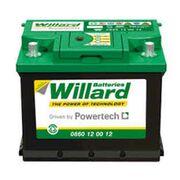 Willard SMF car battery